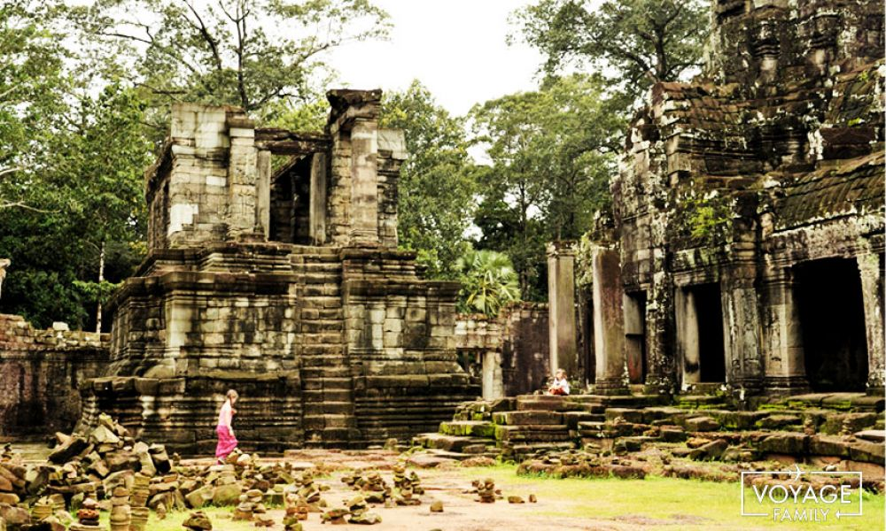 CAMBODGE TEMPLE ANGKOR 1