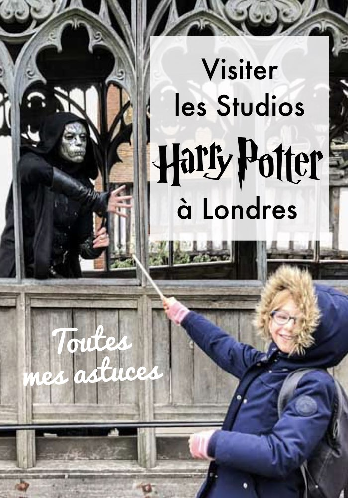 Studios Harry potter Warner Bros