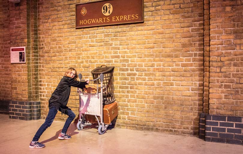 visiter studios harry potter londres