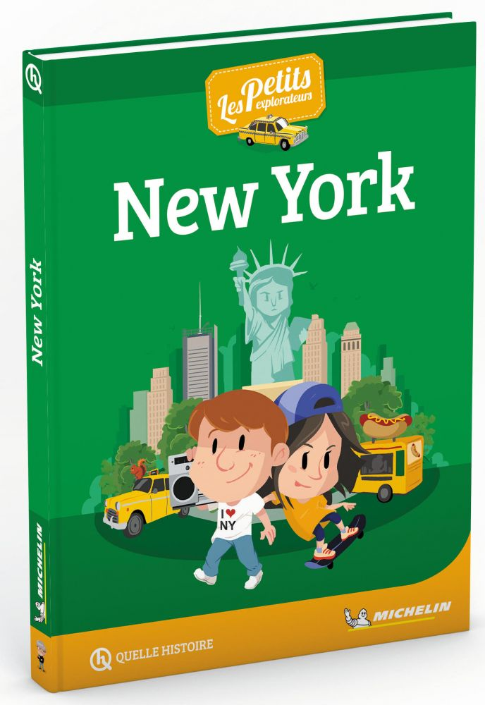 guide new york avec enfants